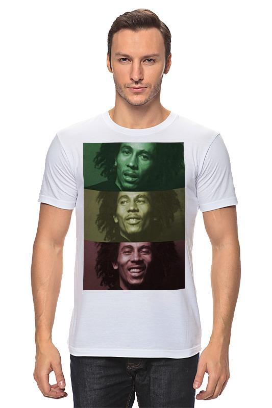 Футболка классическая Printio Bob marley футболка print bar bob marley