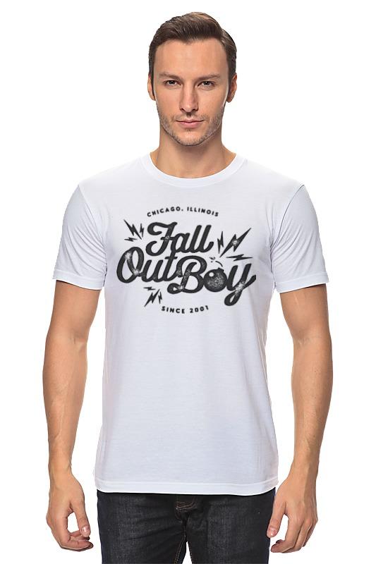 Футболка классическая Printio Fall out boy футболка классическая printio fall out boy