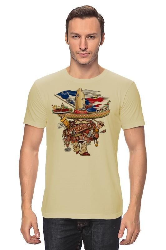 Футболка классическая Printio Bandito футболка для беременных printio bandito