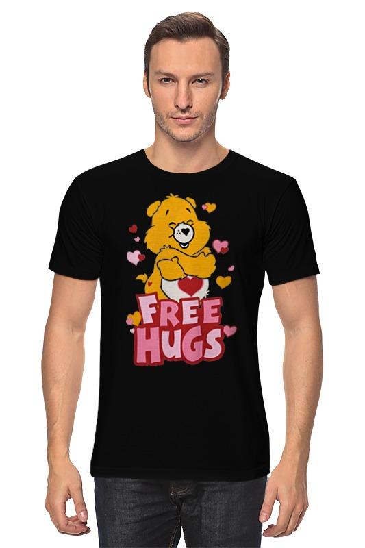 Футболка классическая Printio Free hugs цена и фото