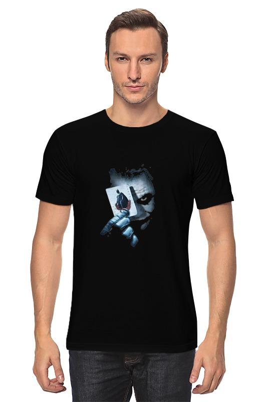 Футболка классическая Printio Джокер костюм страшного клоуна детский 30 32