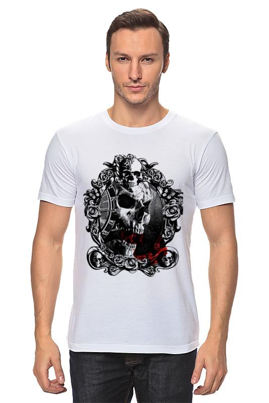 Футболка классическая Printio Skull - 13 футболка классическая printio skull 3