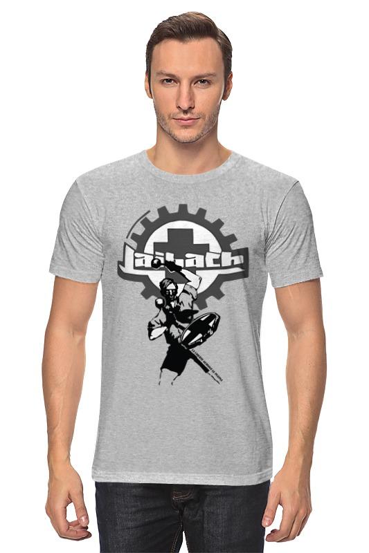 Футболка классическая Printio Laibach / drummer boy футболка классическая printio laibach drummer boy