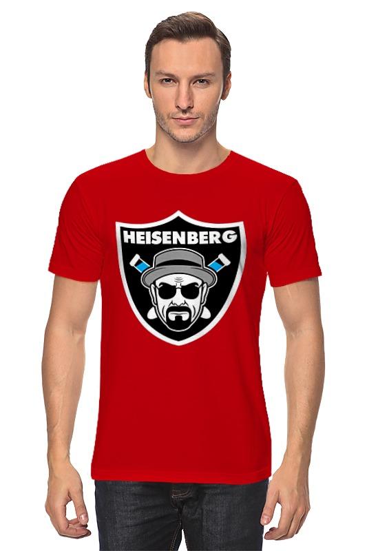 Футболка классическая Printio Heisenberg raiders брюки спортивные future raiders