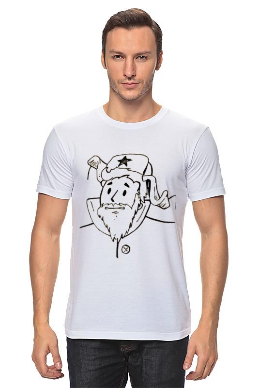 Футболка классическая Printio Fallout kuz'mich футболка классическая printio fallout фэллаут