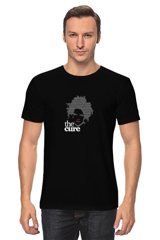 Футболка классическая Printio The cure футболка классическая printio the cure wish