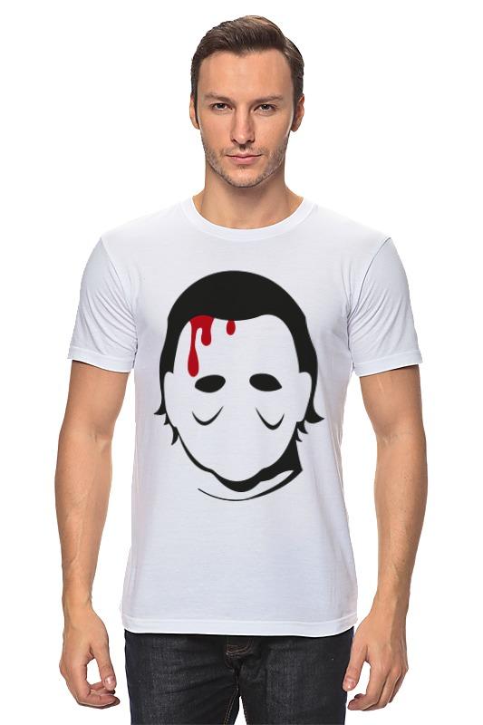 Футболка классическая Printio Кожаное лицо футболка стрэйч printio кожаное лицо