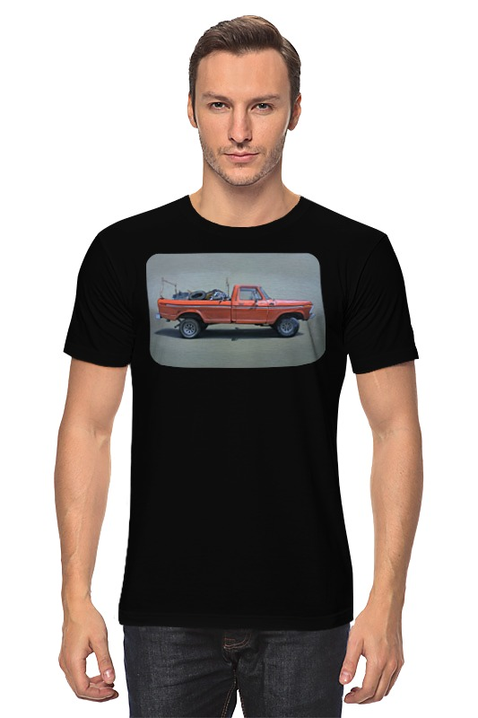 Футболка классическая Printio Car car