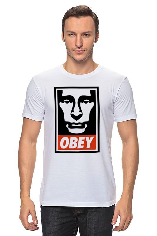 Printio Putin obey цена