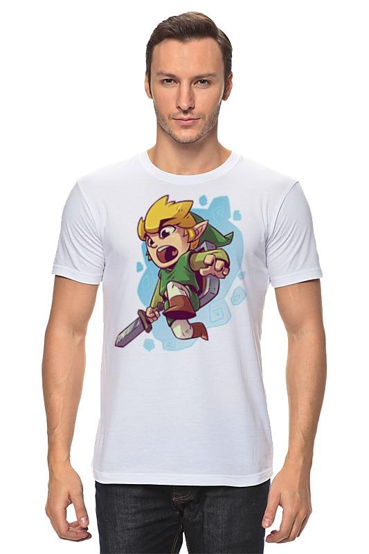 Футболка классическая Printio Воин с мечом футболка классическая printio воин с мечом