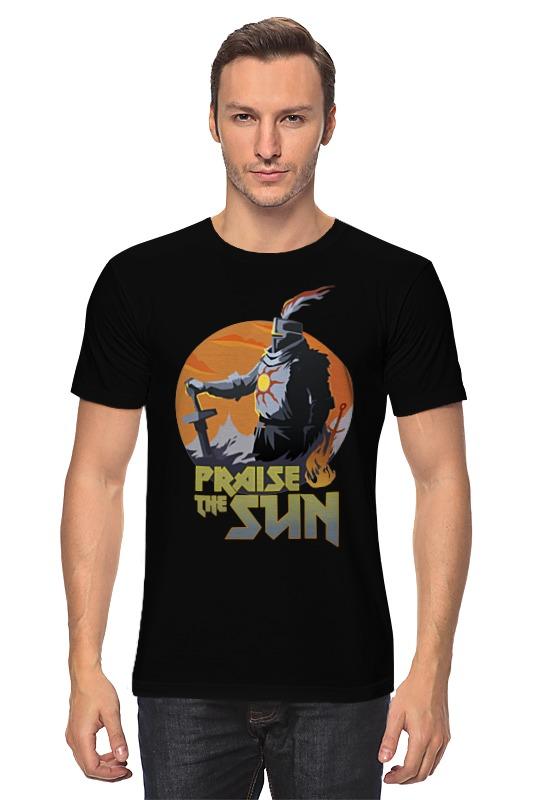 Футболка классическая Printio Dark souls dark souls prepare to die