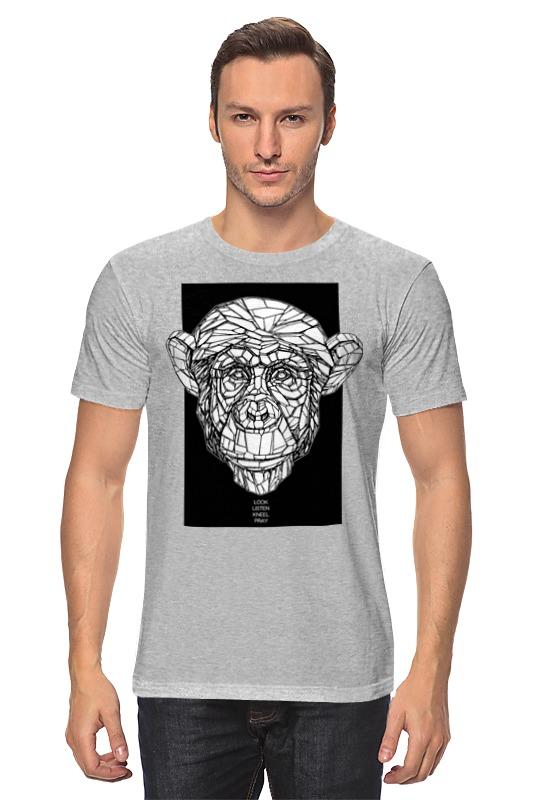 Футболка классическая Printio Monkey футболка классическая printio hit monkey