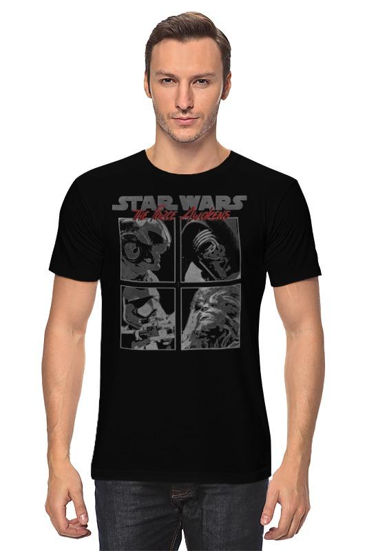 Футболка классическая Printio Star wars футболка star wars