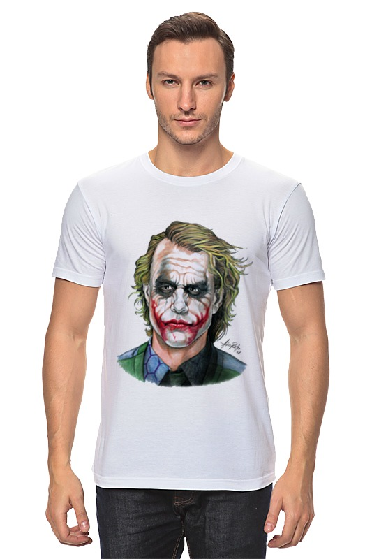Футболка классическая Printio Joker style футболка классическая printio the joker