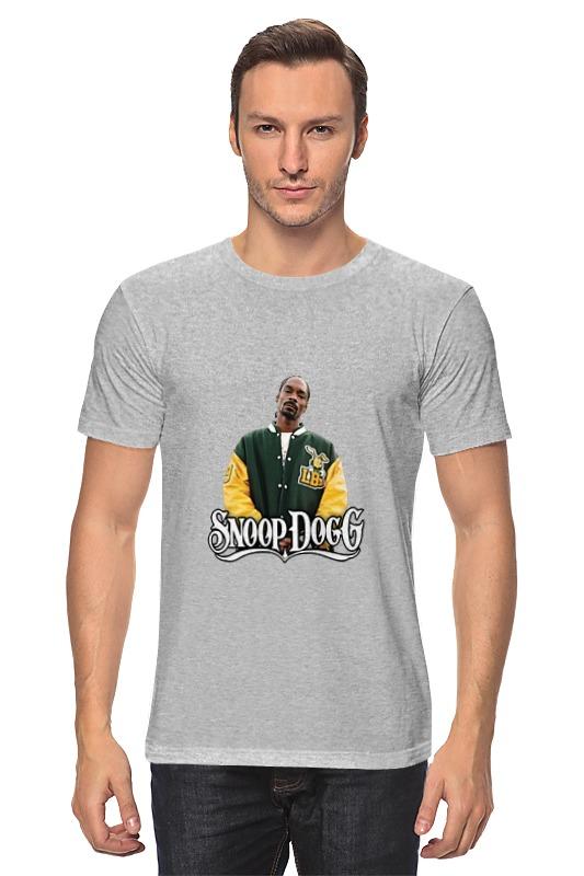 Футболка классическая Printio Snoop dogg худи print bar snoop dogg