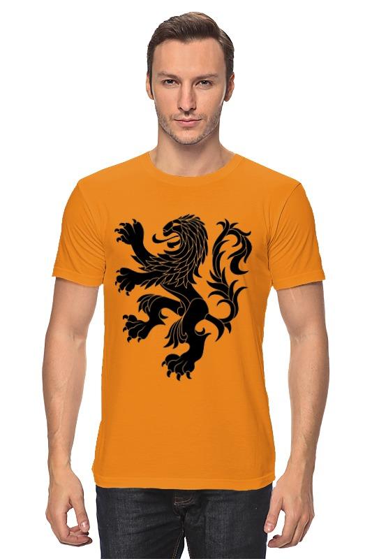 Футболка классическая Printio Сборная голландии