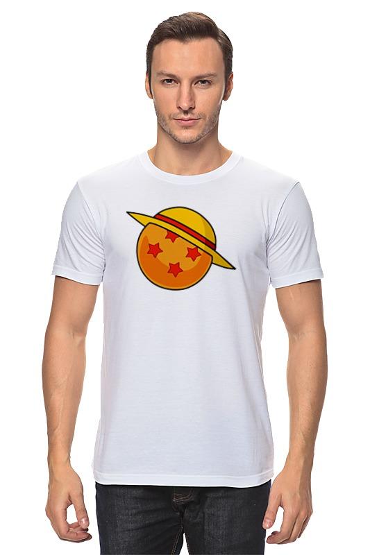 Футболка классическая Printio Соломенная шляпа (жемчуг дракона) футболка классическая printio соломенная шляпа