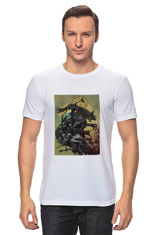 Футболка классическая Printio Fallout 4 футболка классическая printio fallout фэллаут
