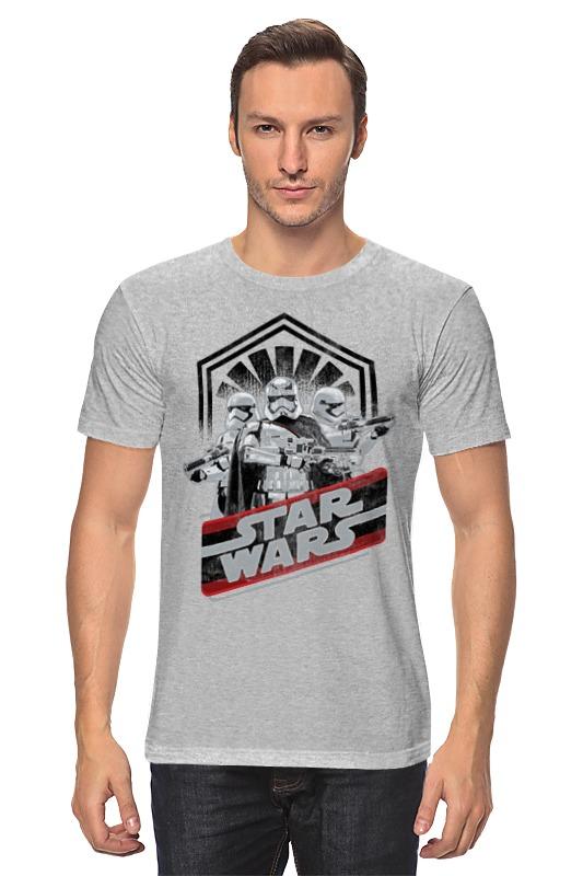 Футболка классическая Printio Star wars футболка классическая printio star wars
