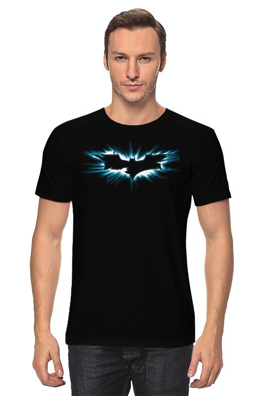 Футболка классическая Printio Бэтмен/batman нестеров м тень летучей мыши