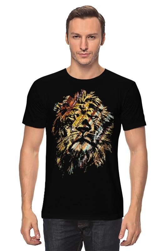 Футболка классическая Printio Царь зверей футболка классическая printio царь просто