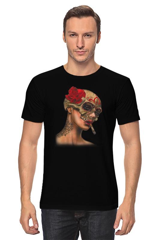 Футболка классическая Printio живая смерть футболка стрэйч printio русь живая символика