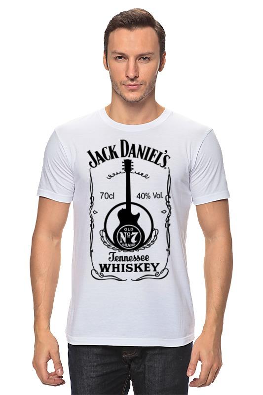 Футболка классическая Printio Jack daniels футболка jack daniels мужская