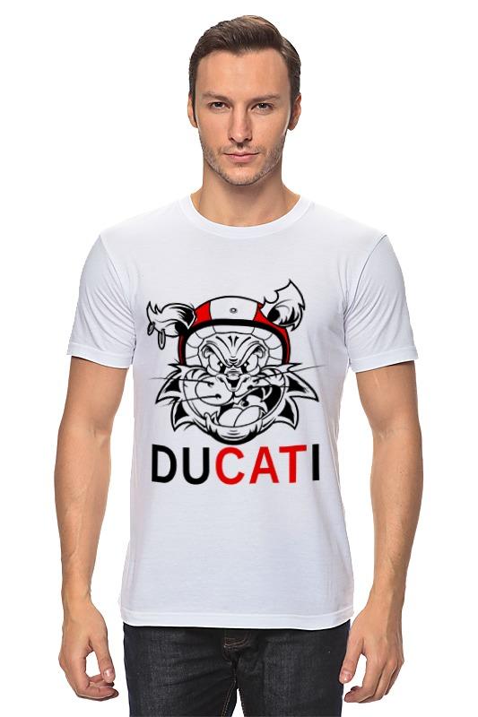 Футболка классическая Printio Ducati