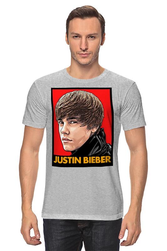лучшая цена Printio Justin bieber