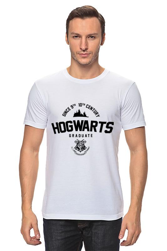 Футболка классическая Printio Hogwarts graduate футболка классическая printio hogwarts