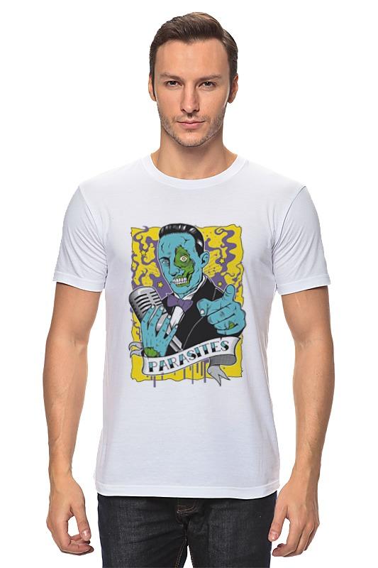 Футболка классическая Printio Zombie in da city