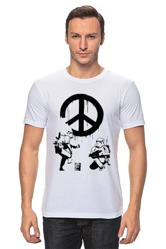 Футболка классическая Printio Звездные воины футболка классическая printio воины