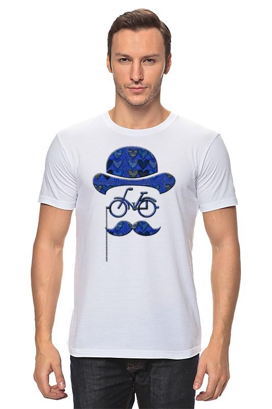 купить Printio Влюбленный велосипедист по цене 940 рублей