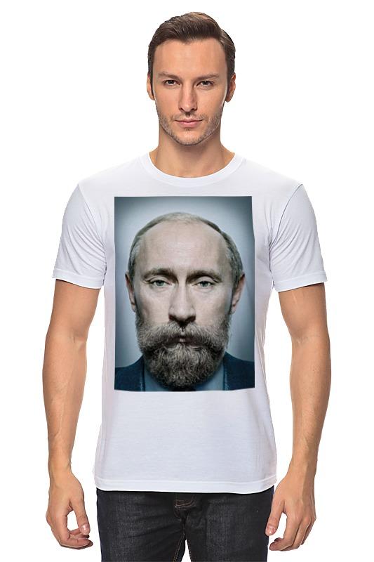 Футболка классическая Printio Путинизм николай углов путинизм в