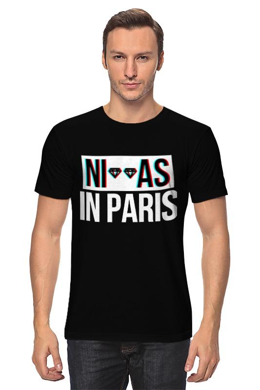 Футболка классическая Printio In paris футболка ep43013054 inxx eleven paris