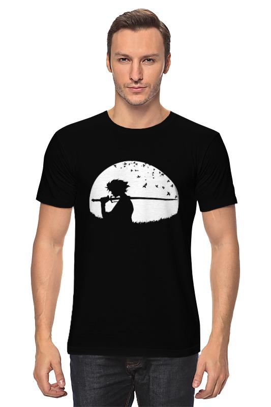 Printio Japan samurai blind samurai