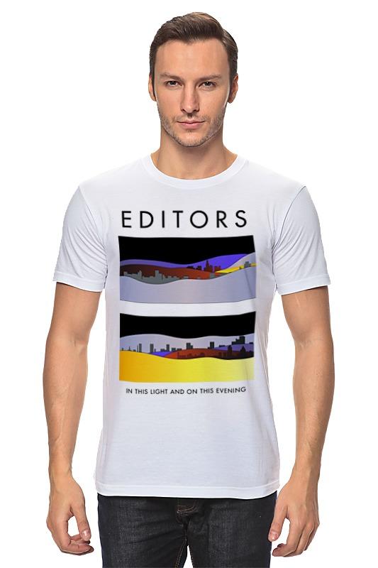 Футболка классическая Printio Editors