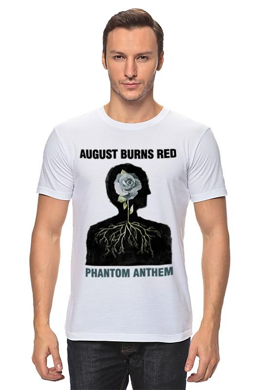 Футболка классическая Printio August burns red футболка классическая printio red fox