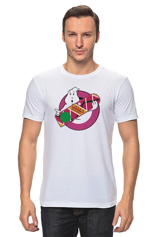 Printio Охотники за привидениями (назад в будущее) футболка wearcraft premium printio охотники за привидениями назад в будущее