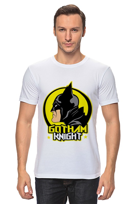 Футболка классическая Printio Gotham knight футболка классическая printio arkham knight