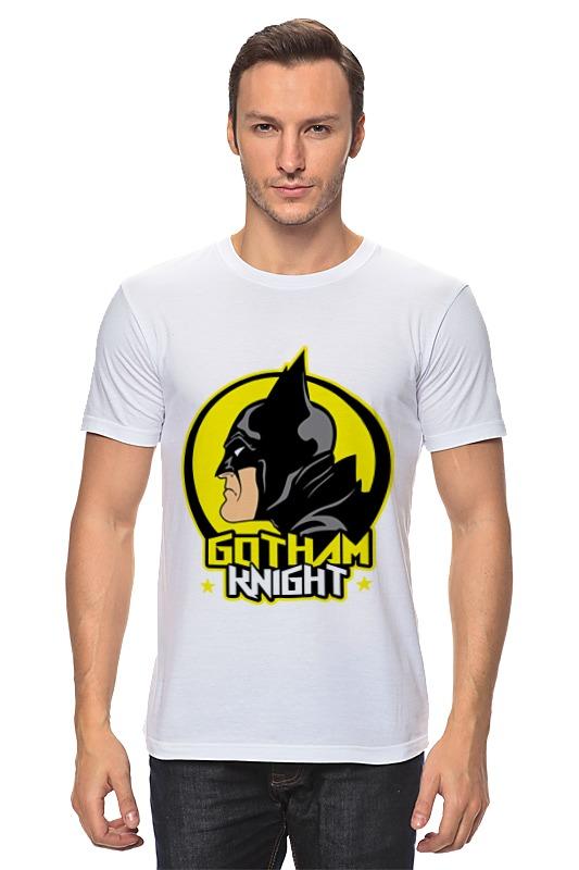 Футболка классическая Printio Gotham knight original graphics card cooler fan for asus ice knight r9 270 dc2 2gd5 station knight r7 260x 43mm pitch