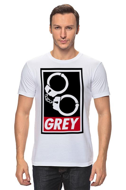 Футболка классическая Printio 50 оттенков серого (fifty shades of grey) fifty shades darker