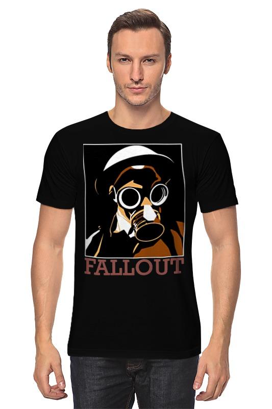 Футболка классическая Printio Fallout game футболка классическая printio fallout фэллаут