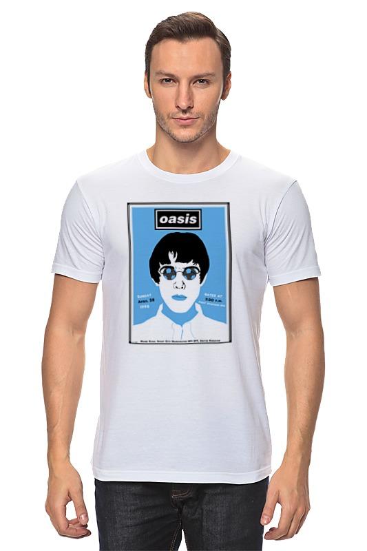 Футболка классическая Printio Oasis футболка классическая printio oasis