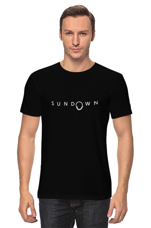 Футболка классическая Printio Sundown лонгслив printio sundown