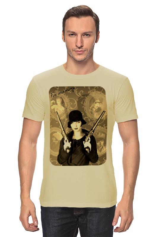 Printio Gangster girl одежда 40 годов мужская