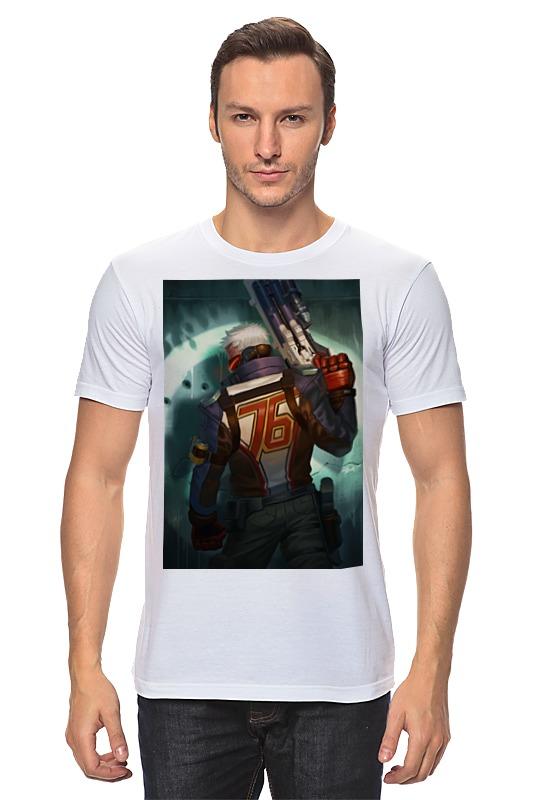 Футболка классическая Printio Солдат 76 футболка классическая printio неизвестный солдат