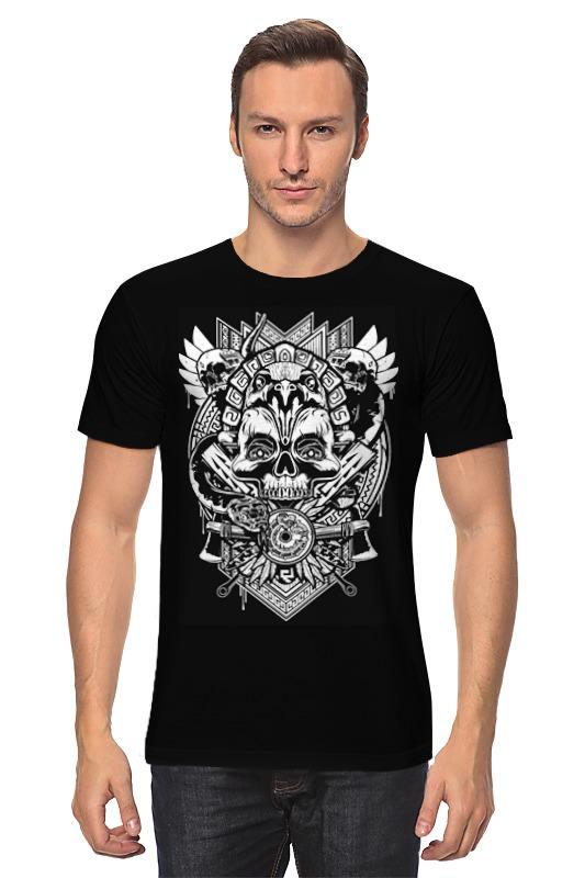 Футболка классическая Printio Племя черепа. футболка классическая printio девушка и черепа с розами