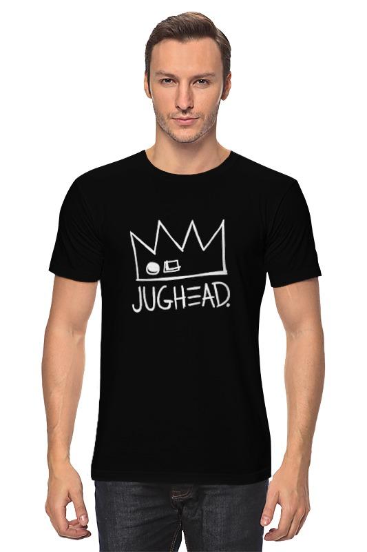 Футболка классическая Printio Riverdale (ривердейл) джагхед jughead худи print bar riverdale
