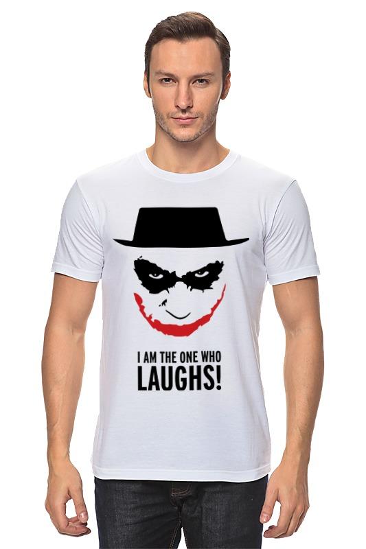 Футболка классическая Printio Джокер ( joker ) футболка классическая printio the joker